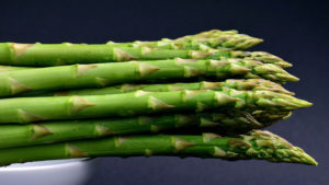 asparagus is bad for gout