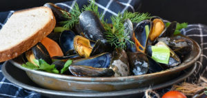 gout patients must avoid shellfish