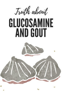 glucosamine and gout