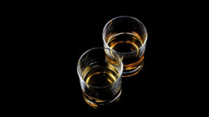 whiskey and gout