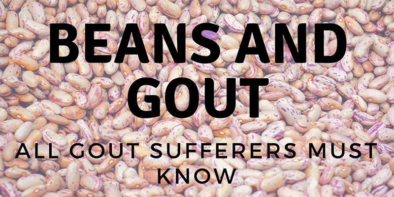 beans and gout