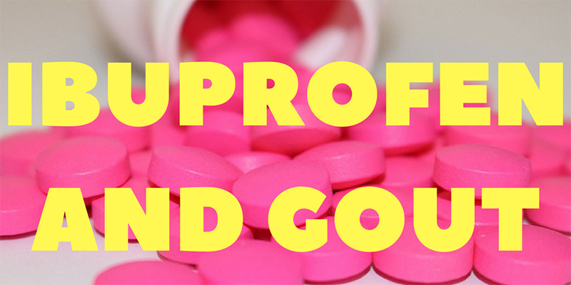 ibuprofen and gout