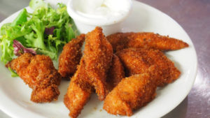 fried chicken is bad for gout