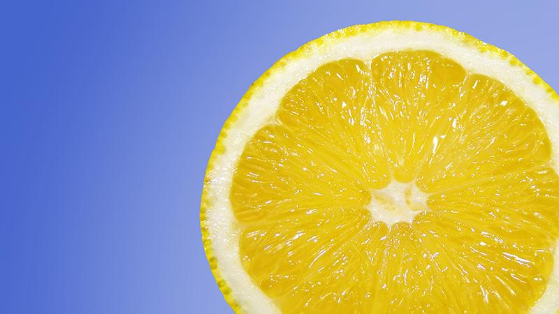 lemon juice and gout