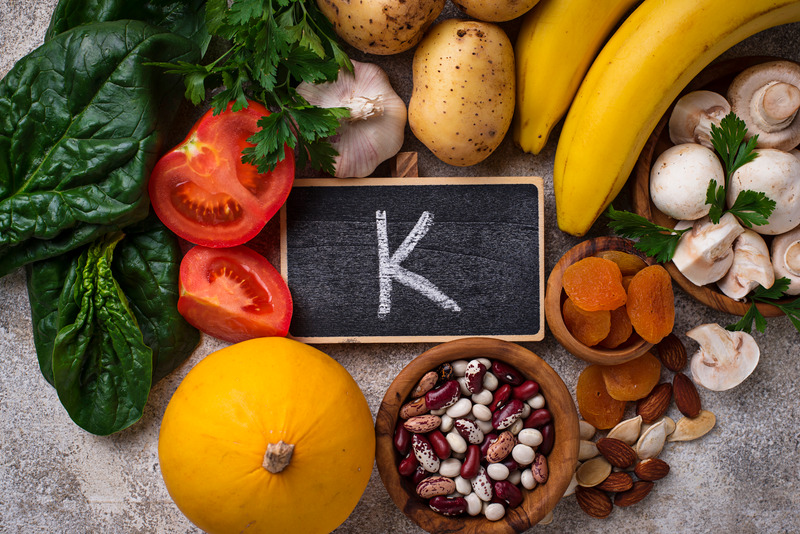 potassium and gout