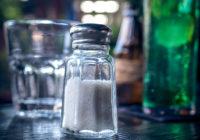salt and gout