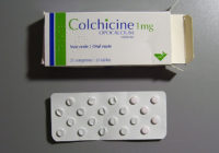 colchicine and gout