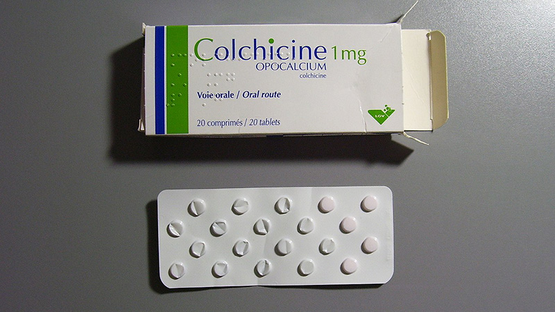 Colchicine And Gout (A Drug That Must Be Used To Treat Gout Attacks)