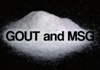 gout and MSG