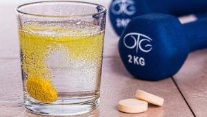 vitamin c csupplement