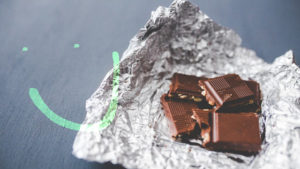 chocolate is good for gout
