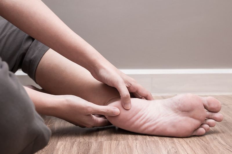 plantar fasciitis and gout