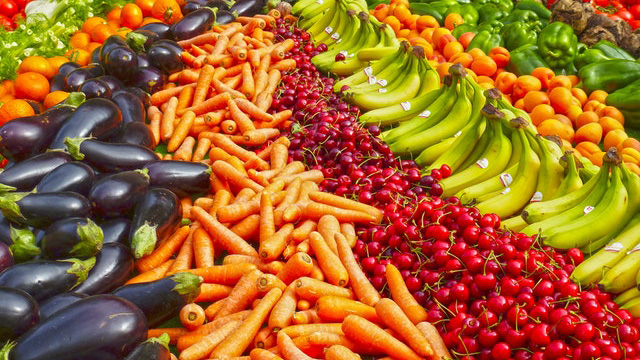fruit and vegetable
