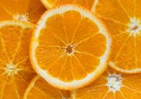 orange and gout