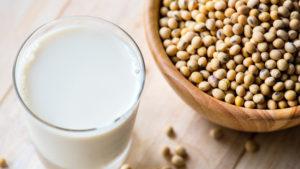 soya milk not good for gout