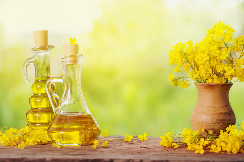 canola oil and gout
