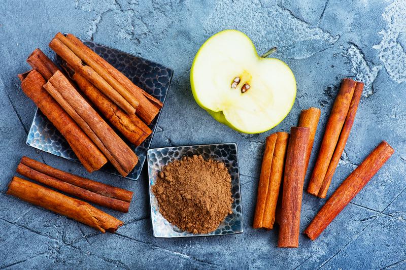 cinnamon and apple