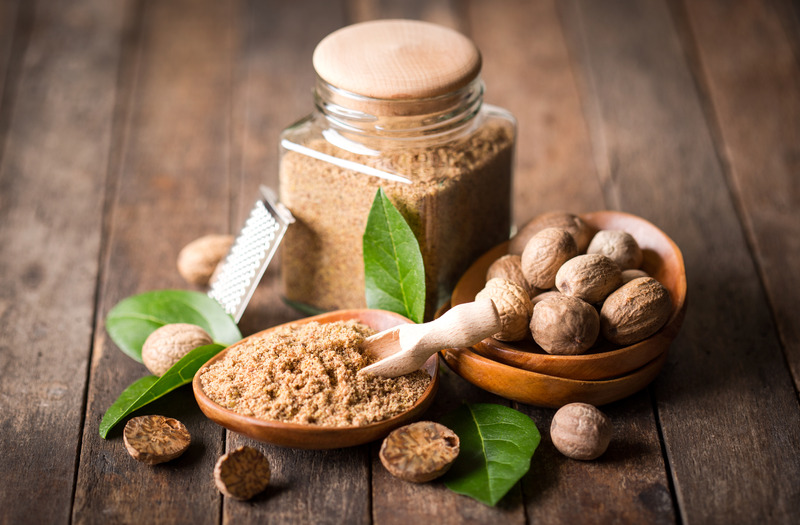 Nutmeg and Gout