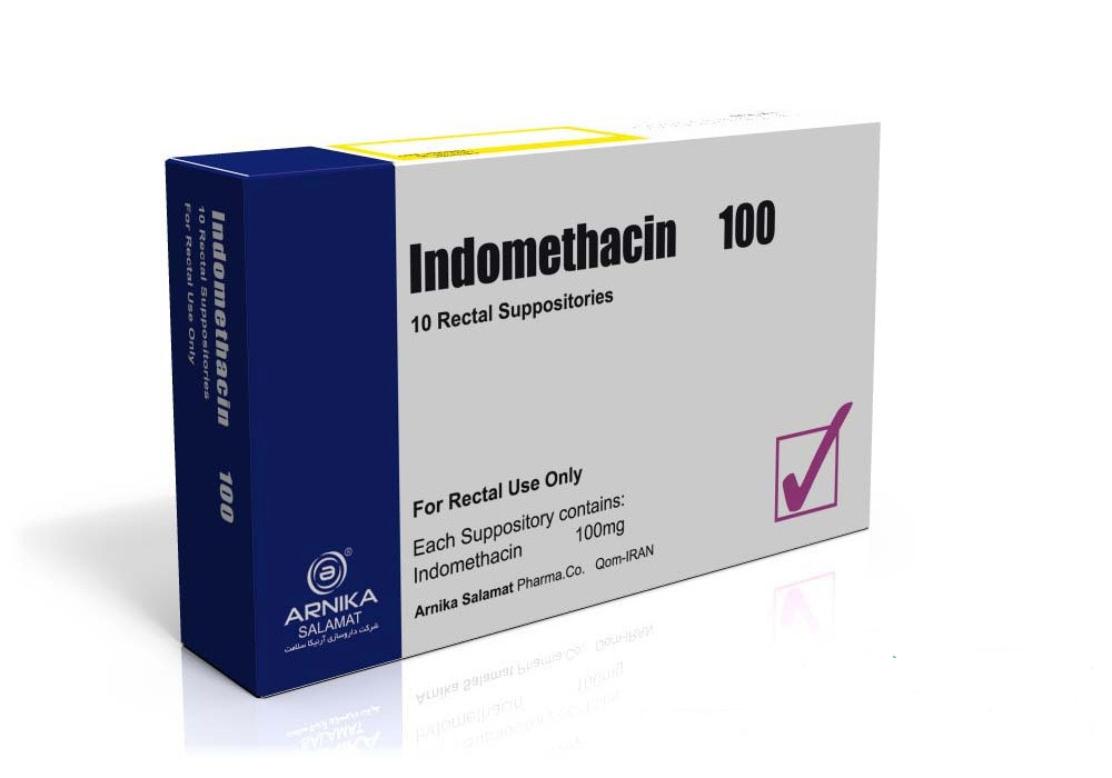 Indomethacin and gout