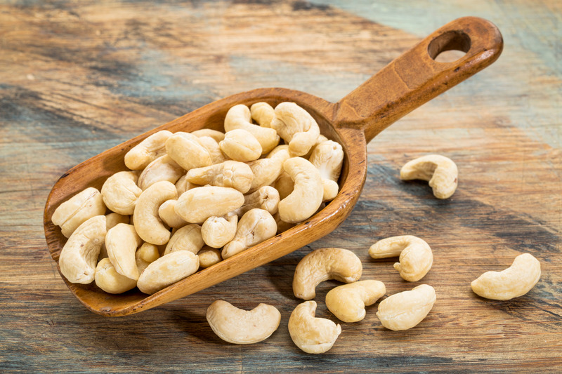 cashews and gout