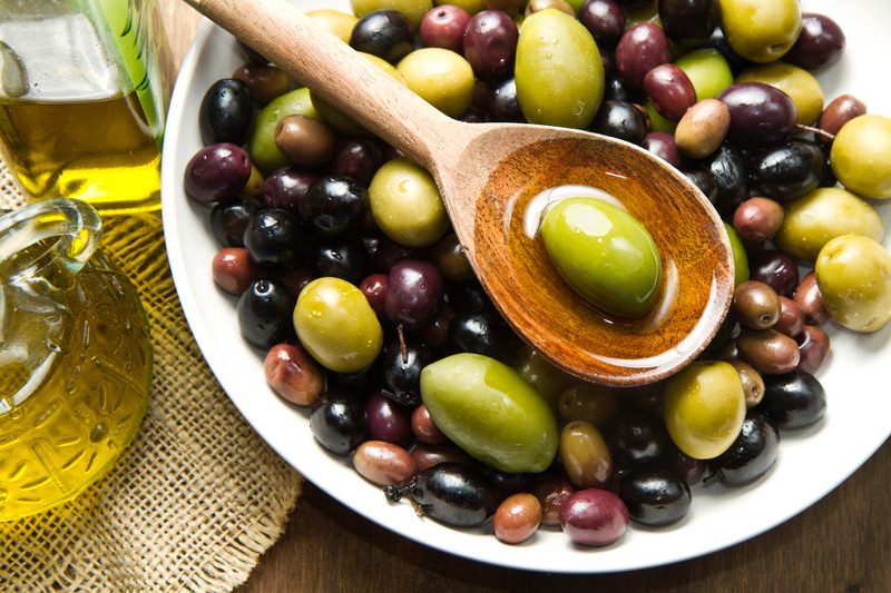 olives and gout