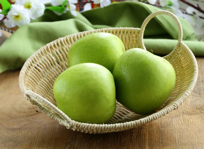 Granny Smith green apple