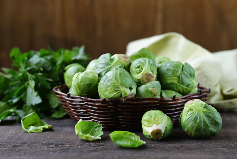 brussel sprouts and gout