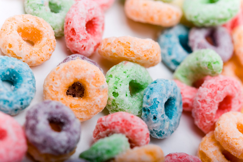 cereal and gout