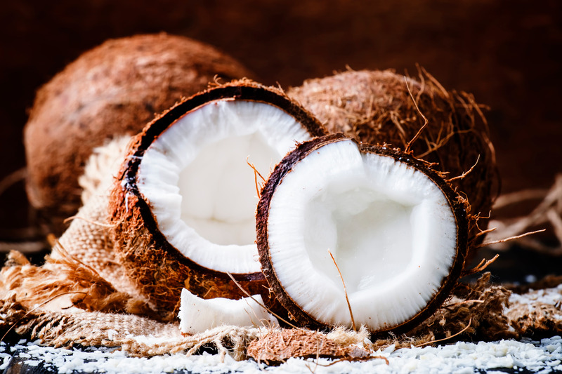 coconut and gout