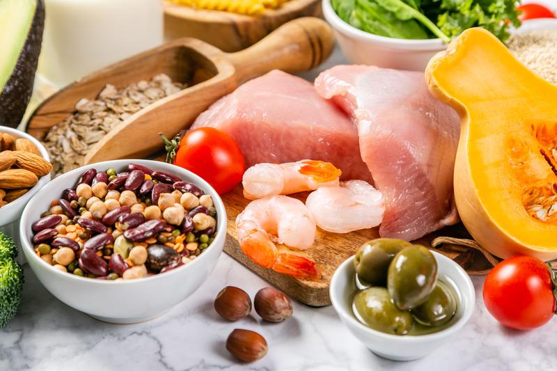 dash diet food