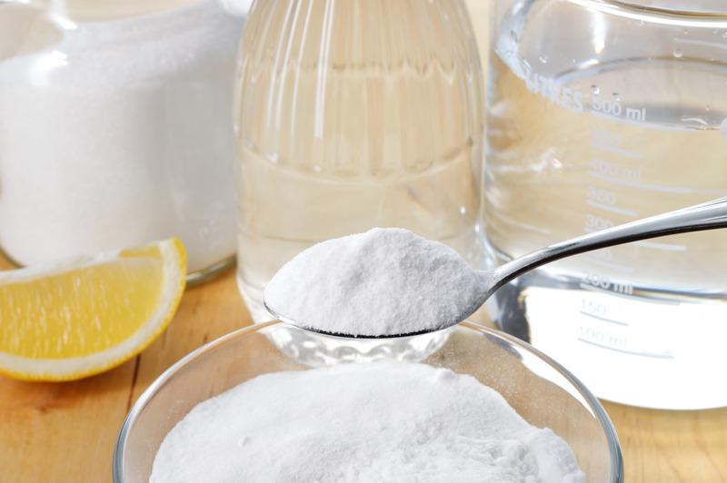 epsom salt and apple cider vinegar