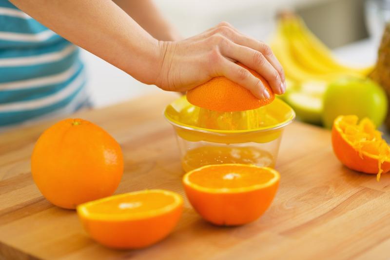 orange juice and gout