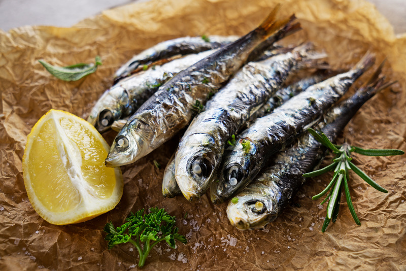 sardines and gout