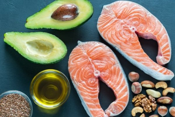 Food loaded with omega 3 fatty acids