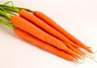carrots and gout