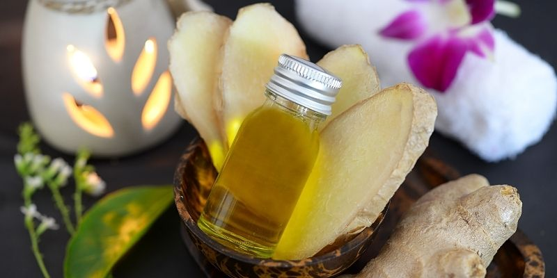 ginger extract essential oil