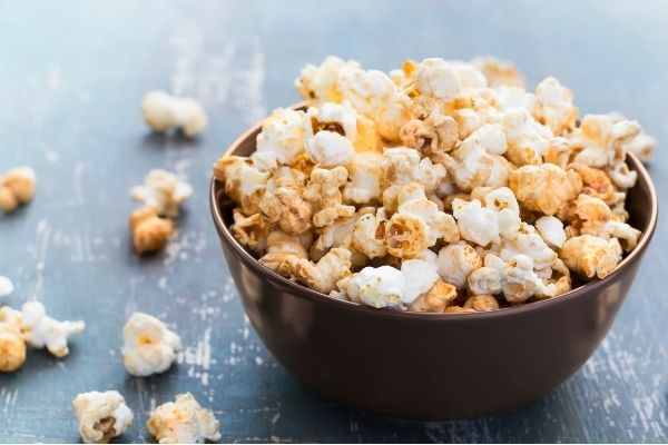 popcorn and gout