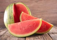 watermelon and gout
