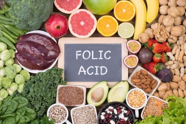 folic acid and gout