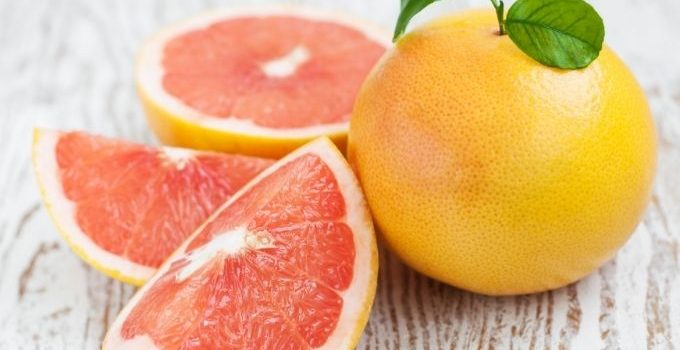 grapefruit and gout