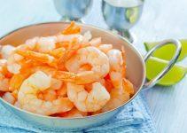 shrimp and gout