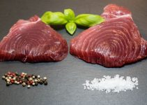 tuna and gout